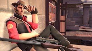 Team Fortress 2 [Class Showdown: Sniper] - Rusty#
