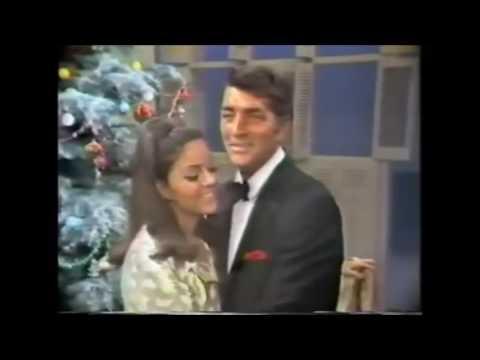 Dean Martin White Christmas.Dean Martin Gail Martin White Christmas Live Christmas