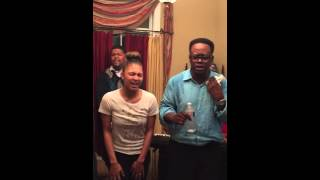 Briana Babineaux -New Year's Celebration 2016