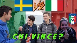 Italia Vs Svezia - I Pronostici Sul CALCIO Degli ITALIANI ● Interviste Serie