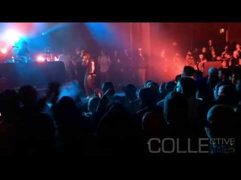 "Currensy - ""Cargo Planes,"" ""Drive By"" & ""Boulders"" Live In Santa Ana 