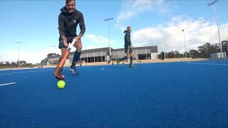 Field Hockey Skills - The Box | GRYPHON G18