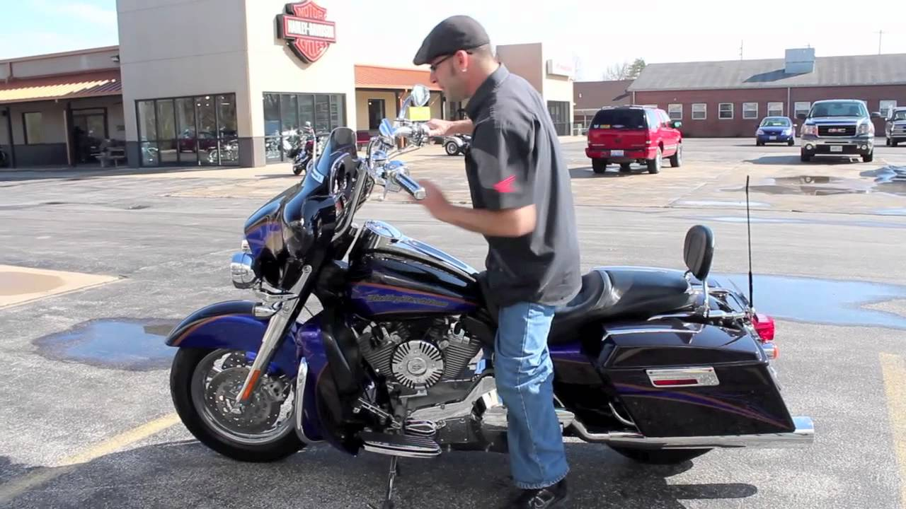 Harley Davidson Screamin Eagle >> Pre-Owned 2004 Harley-Davidson Screamin' Eagle Electra Glide - YouTube
