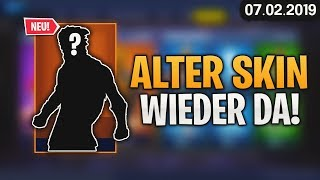 FORTNITE SHOP from 7.2 - 😳 ALTER SKIN! 🛒 Fortnite Daily Item Shop by Today (07 February 2019) | Detu