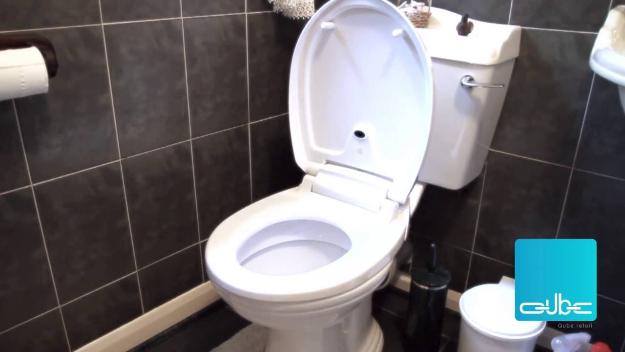 self opening toilet seat. touch free automatic opening closing toilet seat  YouTube