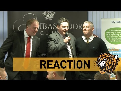 The Tigers v Chelsea | Reaction with Dean Windass & Kerry Dixon