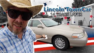 I Found This Lincoln Towncar Signature Series!!! ( America's Automotive Treasures of All Time )