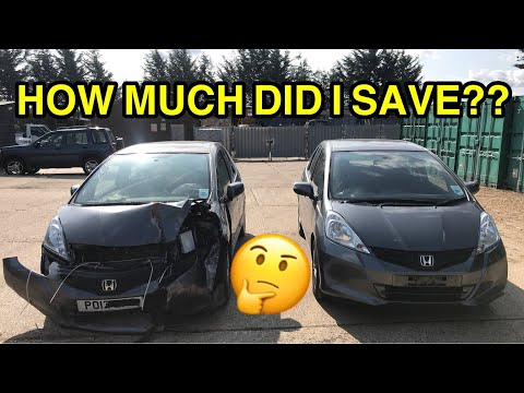 How I Saved ALOT Of Money Buying A Car From Copart UK!!!