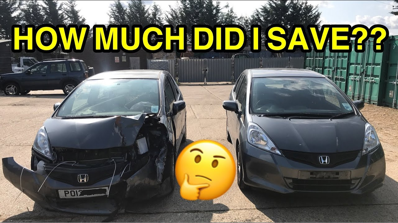 How I Saved Alot Of Money Buying A Car From Copart Uk Youtube