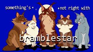 Something's Not Right With Bramblestar [The Broken Code MEME] (Eyestrain/Flashing)