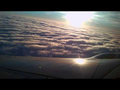 Astonishing Views! Flight Pisa - Madrid. RYANAIR