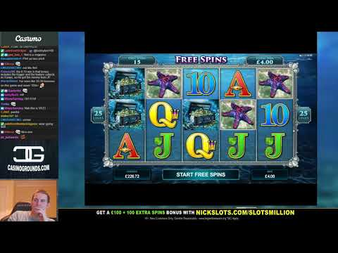 Bonus Hunt Results 05/12/17 - 17 Slot Features!
