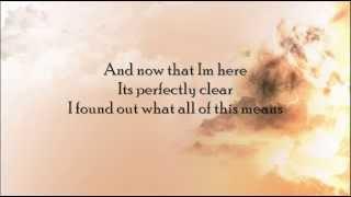 Gambar cover Dream Theater  - The Spirit Carries On (Lyrics On Screen)