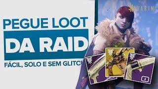 Destiny 2 – Como conseguir loot da Raid fácil, solo e sem glitch!