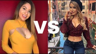 Jackie Figueroa Vs Molly Eskam Who's Hotter?