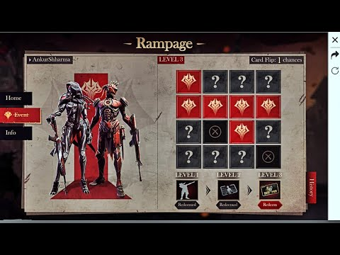How to Complete Rampage Flip Level 3?    Free Fire Tips & Tricks
