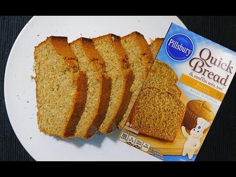 Pillsbury Banana Quick Bread & Muffin Mix