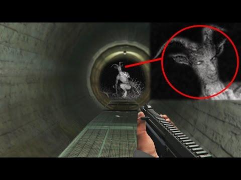 GTA 5 SECRET SCARY HIDDEN MONSTER IN GTA 5! (GTA 5 ONLINE)