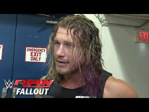Dolph Ziggler won't back down from Baron Corbin: Raw Fallout, April 25, 2016