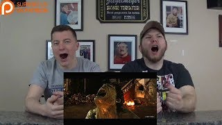 Marvel Universe    Seven Nation Army REACTION!!!