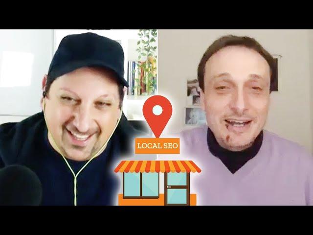 Local SEO - Come posizionare la tua attività commerciale su Google : intervisto Luca Bove