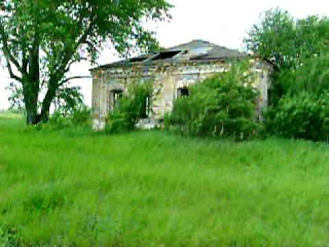 Першино. Старинные постройки.