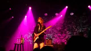 "Lissie - ""Best Days"" (live) at Teragram Los Angeles May 2 2018"