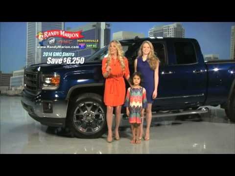 Randy Marion Gmc >> 2014 Gmc Sierra At Randy Marion Buick Gmc In Huntersville Youtube