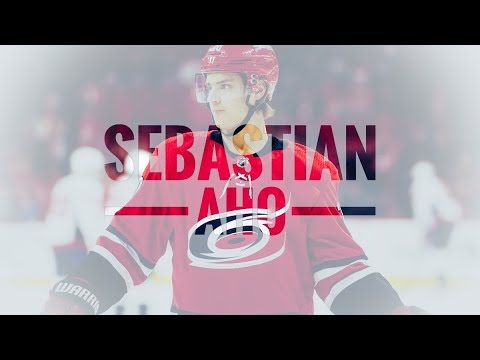 Sebastian Aho - 2017-2018 Highlights