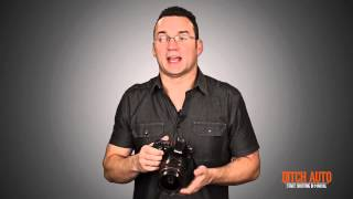 Ditch Auto: Start Shooting In Manual - Basic Features of a DSLR