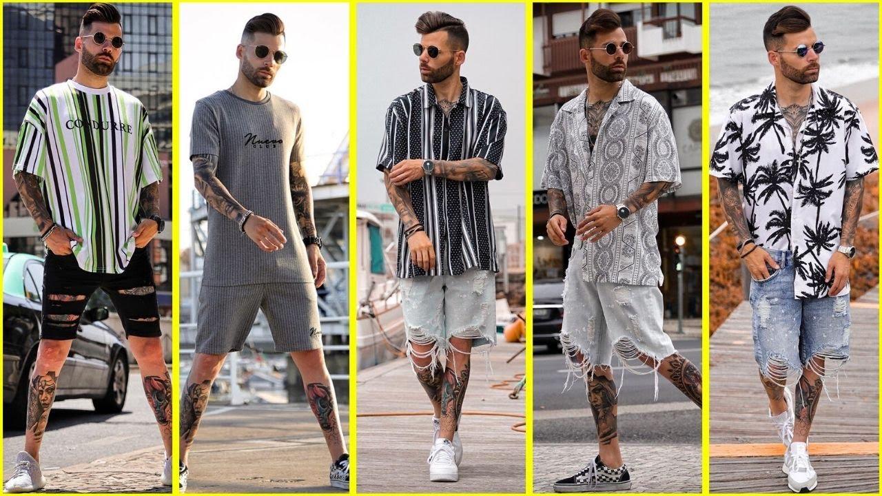 Short Pants Style Men Short Pants For Men Short Pants Men S Style New Men Fashion 2020 Youtube