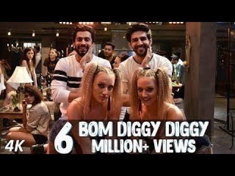 Bom Diggy Diggy (Video) | Zack Knight | Jasmin Walia | Sonu Ke Titu Ki Sweety