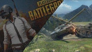 World of Tanks si hraje na PubG/Fortnite \\ Battle Royale \\ nový mód ve WoT