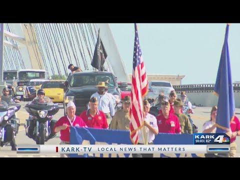 American Legion Post Parade