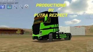 tutorial ganti telolet/klakson di grand truck simulator