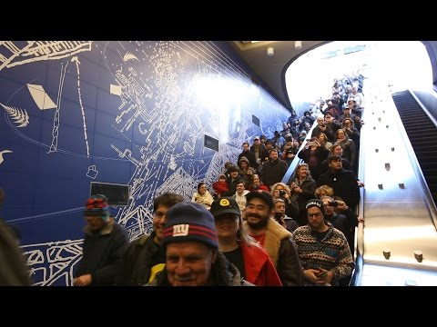 Second Avenue Subway Opens