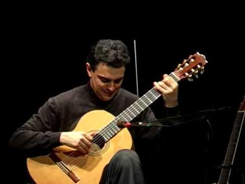 Antonio Calogero & Paul McCandless - Untitled - Classical Guitar, Oboe & Soprano Sax