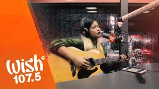 "Mara Asok performs ""Voices"" LIVE on Wish 107.5 Bus"