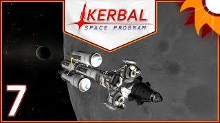 Kerbal Space Program - Career Mode - Episode 7 ...Captain Kirk..Kerman...