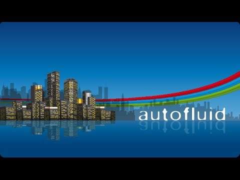 AutoFLUID 2009 Overview video : software packages for HVAC and plumbing engineering