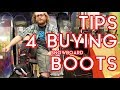 Vlog 55: Tips For Buying Snowboard Boots