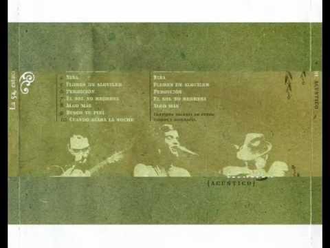 Flores De Alquiler(Version Acustica)-La Quinta Estacion