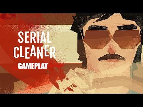 SERIAL CLEANER Gameplay |