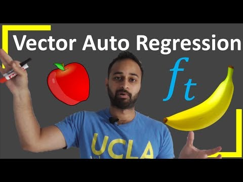 Vector Auto Regression : Time Series Talk