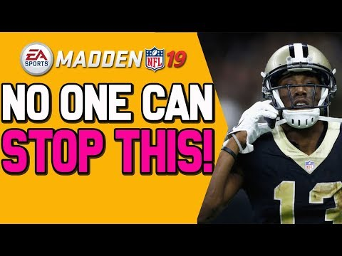 No One Can Stop This 1 Play Touchdown!! Madden 19 Tips