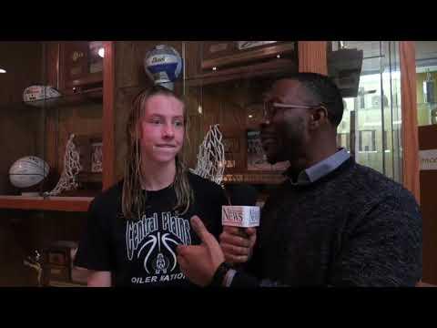 Kelton Brooks Sports Reporter reel 2018