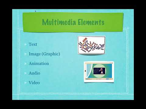 Interactive multimedia part1