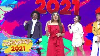 Download DAHSYATNYA 2021 - Tiara Andini Main Jemimah Chalenge Suaranya Enak Banget