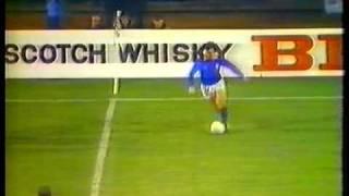 Rangers v Dundee Utd 1981-82 League Cup Final