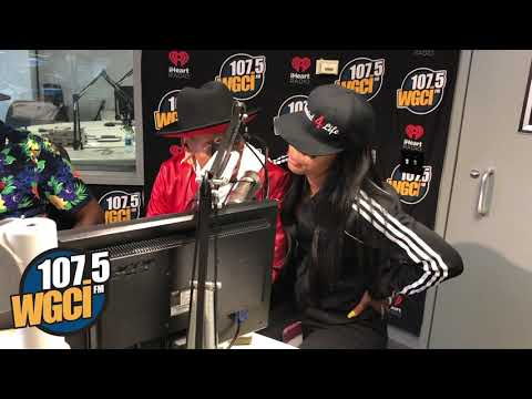 The WGCI Morning Show - Ronnie & Shamari Devoe Talks About Their Event Marriage For Life